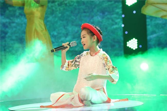 Be hat 'Mot khuc tam tinh nguoi Ha Tinh' duoc Quang Linh khen nuc no hinh anh 6