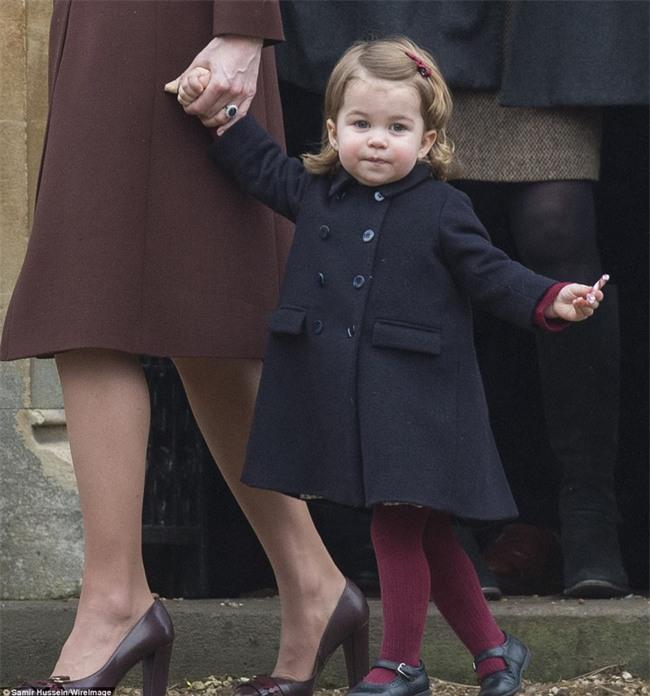Công chúa nhỏ nước Anh xinh xắn và lớn bổng trong bức ảnh mừng sinh nhật lần thứ 2 - Ảnh 3.