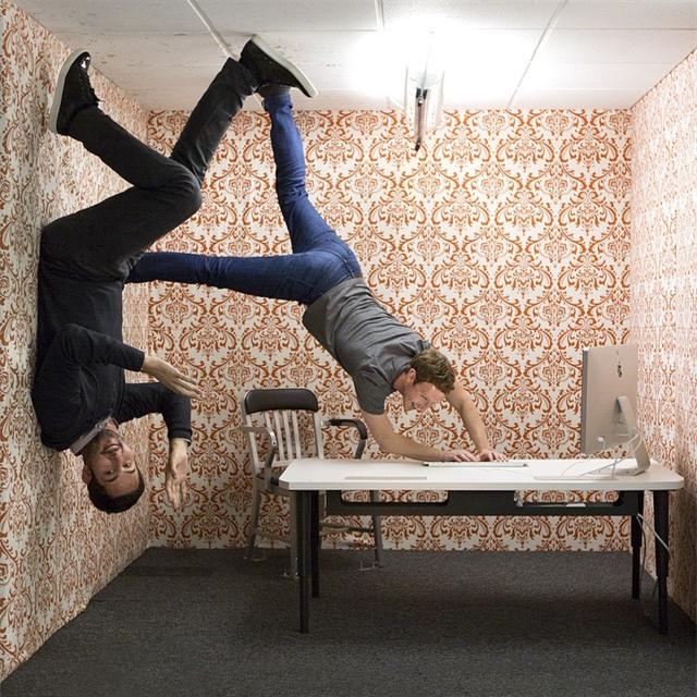Trụ sở Facebook có một căn phòng siêu deep để chụp ảnh mà ai cũng phải thích mê - Ảnh 1.