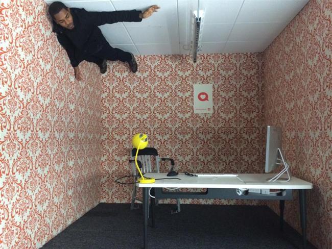 Trụ sở Facebook có một căn phòng siêu deep để chụp ảnh mà ai cũng phải thích mê - Ảnh 2.