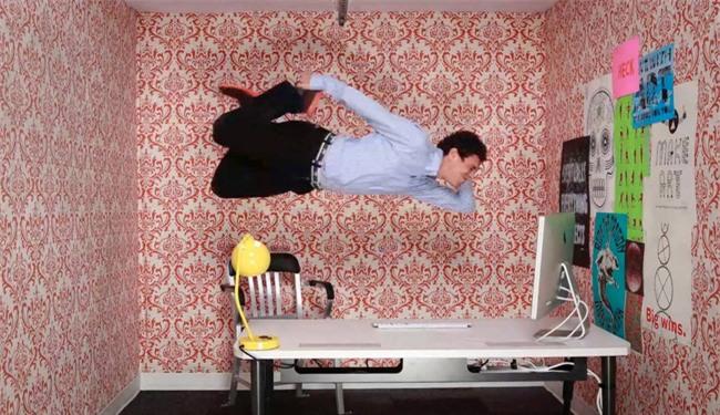 Trụ sở Facebook có một căn phòng siêu deep để chụp ảnh mà ai cũng phải thích mê - Ảnh 3.