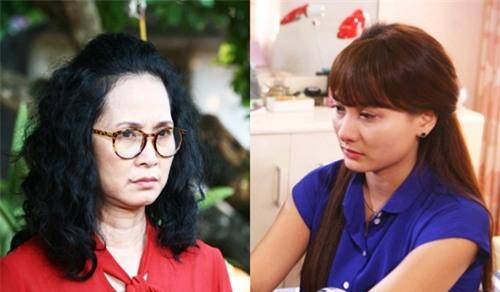 """6 tinh huong dang bi """"nem da"""" cua co con dau trong """"song chung voi me chong"""" - 1"""