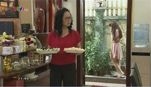 """6 tinh huong dang bi """"nem da"""" cua co con dau trong """"song chung voi me chong"""" - 2"""