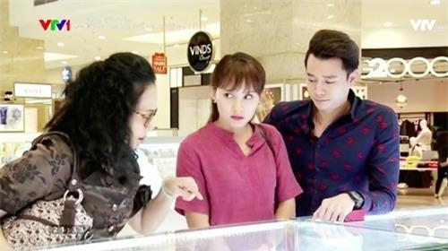 """6 tinh huong dang bi """"nem da"""" cua co con dau trong """"song chung voi me chong"""" - 3"""