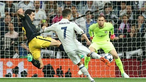 Ronaldo nhân đôi cách biệt cho đội chủ nhà