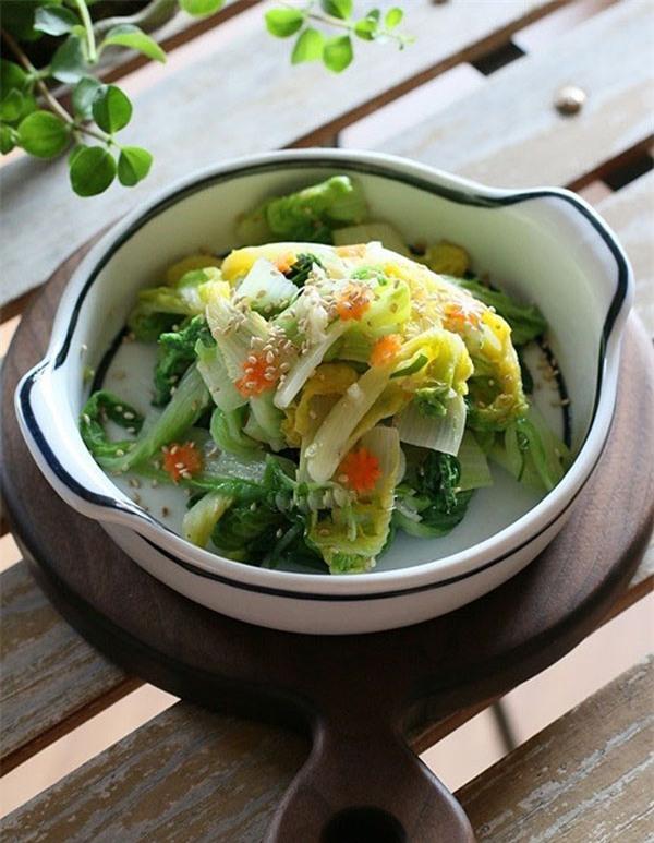 3 cách chế biến món rau ngon miệng đưa cơm - Ảnh 3.