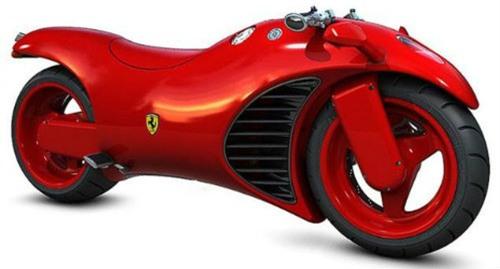 Top 8 môtô lấy cảm hứng từ xe ôtô - 2