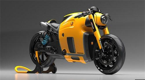 Top 8 môtô lấy cảm hứng từ xe ôtô - 3