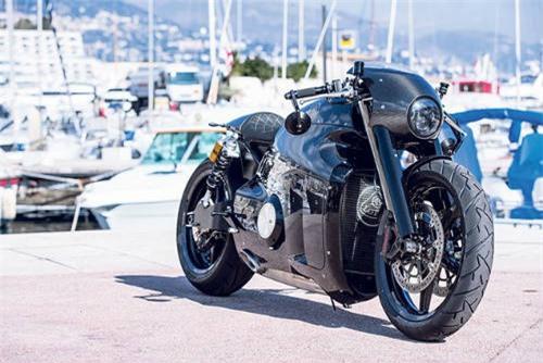 Top 8 môtô lấy cảm hứng từ xe ôtô - 7