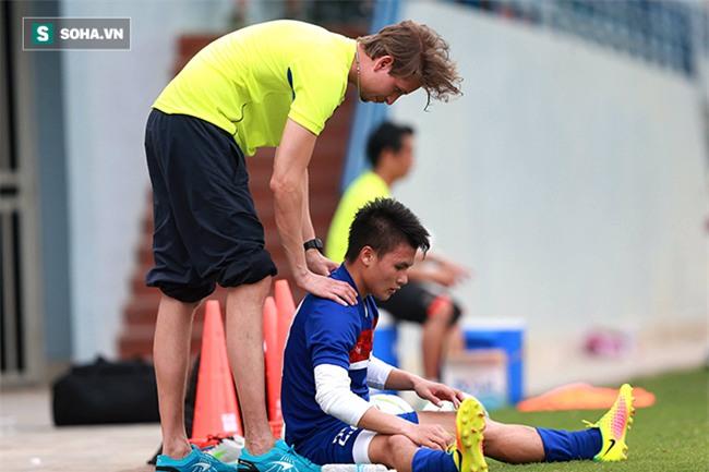 Tập nặng bất thường, U20 Việt Nam định tra tấn đối thủ ở World Cup - Ảnh 1.