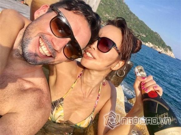 Hà Anh , siêu mẫu Hà Anh , Hà Anh  và chồng