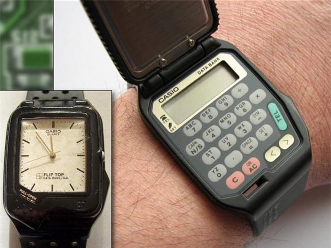 Trong quá khứ đã từng có 8 chiếc đồng hồ cực dị thế này, giờ xem lại bạn sẽ phì cười - Ảnh 1.