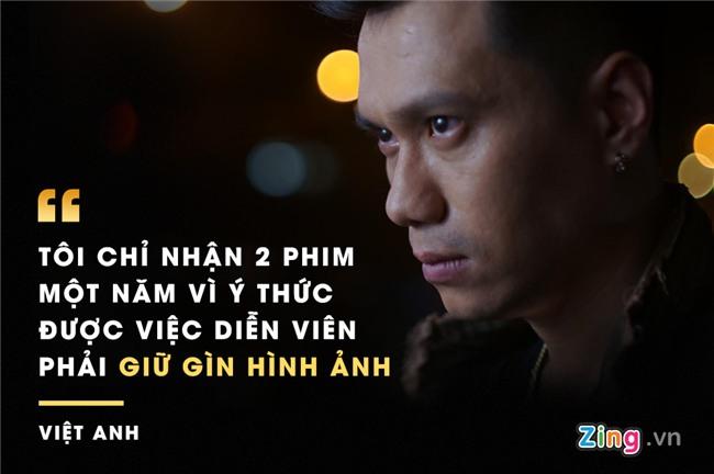 Viet Anh dua cac giang ho thu thiet vao vai Hai 'thai tu' nhu the nao? hinh anh 3