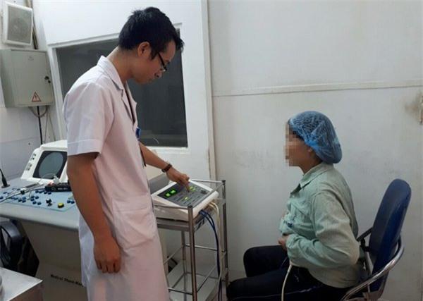 bệnh trĩ, cắt trĩ, Bệnh viện Y học cổ truyền Trung ương, thầy lang