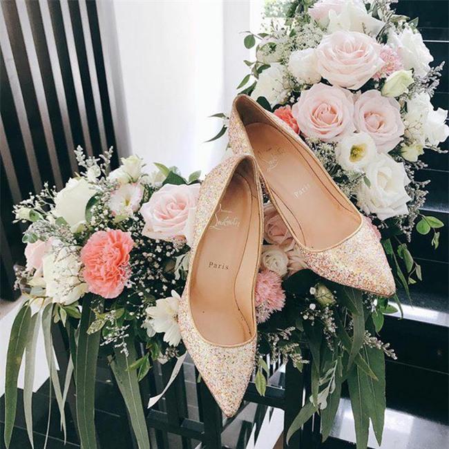 Đám cưới được hội chị em hóng nhất hôm nay của Hằng Túi diễn ra hoành tráng thế này đây - Ảnh 10.