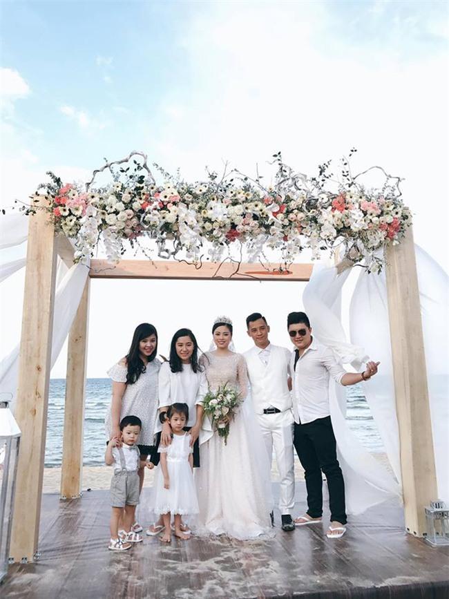 Đám cưới được hội chị em hóng nhất hôm nay của Hằng Túi diễn ra hoành tráng thế này đây - Ảnh 6.