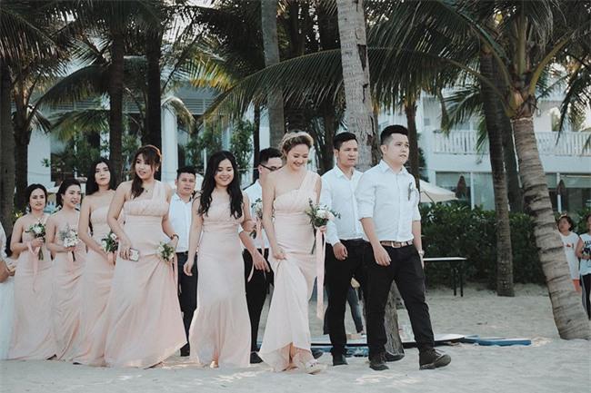 Đám cưới được hội chị em hóng nhất hôm nay của Hằng Túi diễn ra hoành tráng thế này đây - Ảnh 7.