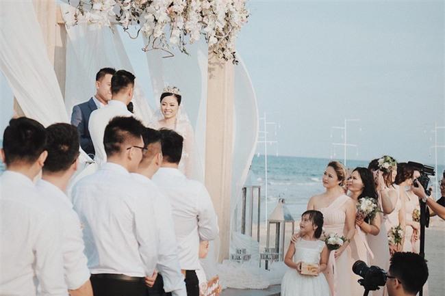 Đám cưới được hội chị em hóng nhất hôm nay của Hằng Túi diễn ra hoành tráng thế này đây - Ảnh 8.