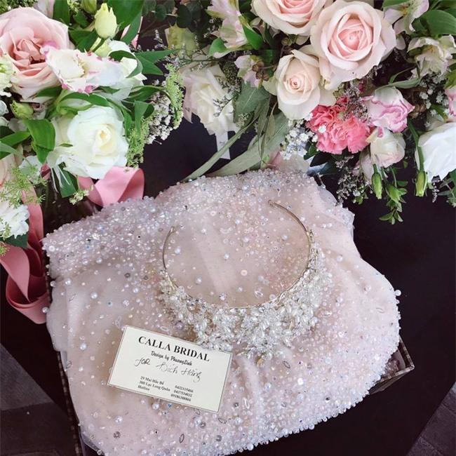 Đám cưới được hội chị em hóng nhất hôm nay của Hằng Túi diễn ra hoành tráng thế này đây - Ảnh 9.