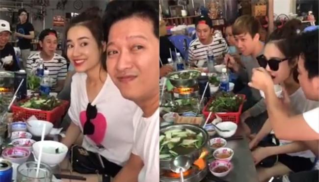 Truong Giang dua Nha Phuong ve que sau su co bi nem chai hinh anh 3
