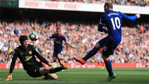 Nếu Rooney đồng đội hơn, M.U đã có bàn mở tỷ số