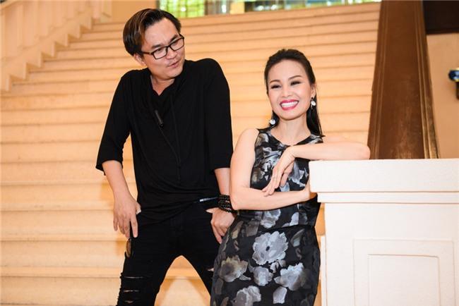 Thanh Bach tra loi ve viec thay the Tran Thanh tren song Vinh Long hinh anh 5