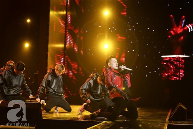 Noo Phước Thịnh gây choáng khi nặng lời với học trò ngay trên sân khấu The Voice - Ảnh 18.