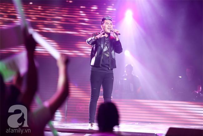 Noo Phước Thịnh gây choáng khi nặng lời với học trò ngay trên sân khấu The Voice - Ảnh 2.