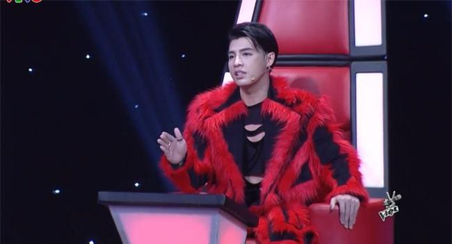 Noo Phước Thịnh gây choáng khi nặng lời với học trò ngay trên sân khấu The Voice - Ảnh 3.
