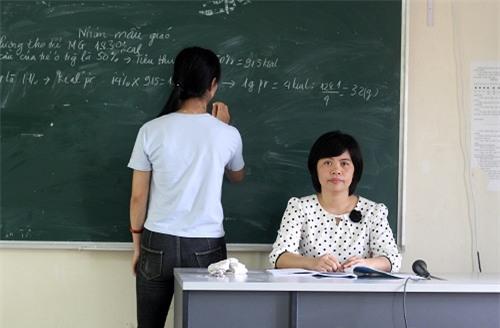 giảng viên, đổi mới giáo dục, môn Hoá