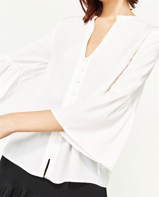 5 kiểu biến tấu giúp áo sơmi trắng chẳng còn vô vị và nhàm chán nữa - Ảnh 8.