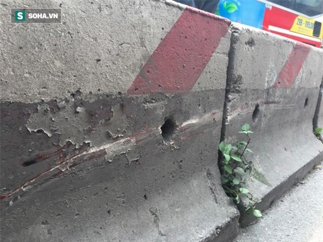 Hà Nội: Văng sang làn đường ngược chiều sau va chạm, nam thanh niên bị xe buýt cán tử vong - Ảnh 3.