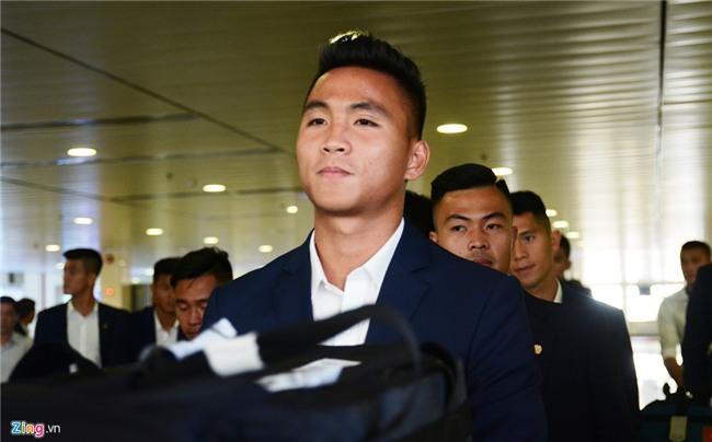 U20 Viet Nam den TP.HCM, san sang doi dau U20 Argentina hinh anh 2