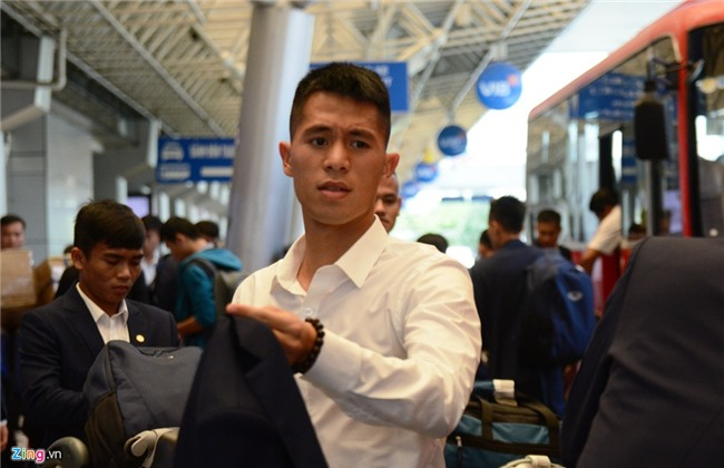 U20 Viet Nam den TP.HCM, san sang doi dau U20 Argentina hinh anh 6