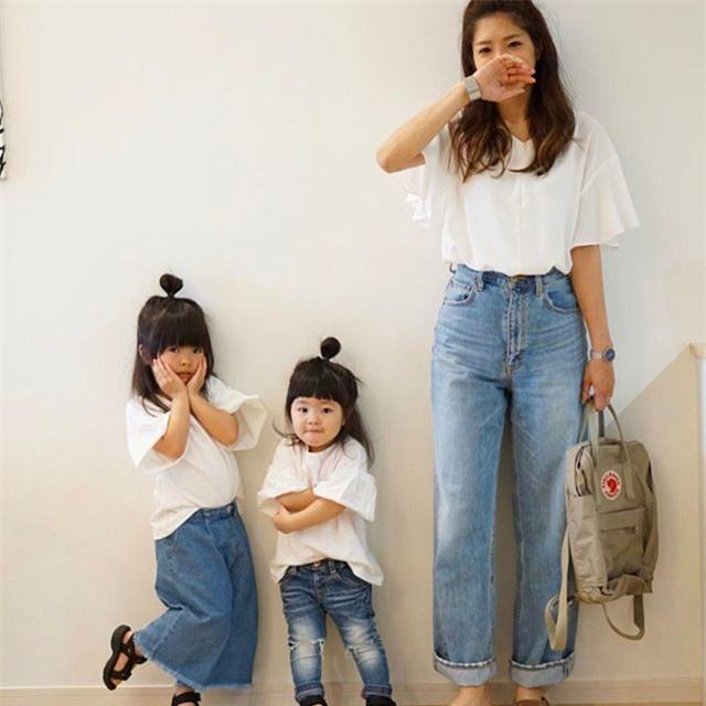 Mẹ nào có con gái mà chẳng mê diện đồng phục quá đỗi xinh xắn thế này! - Ảnh 8.