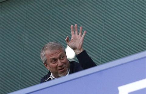 Niềm vui của ông chủ Roman Abramovich