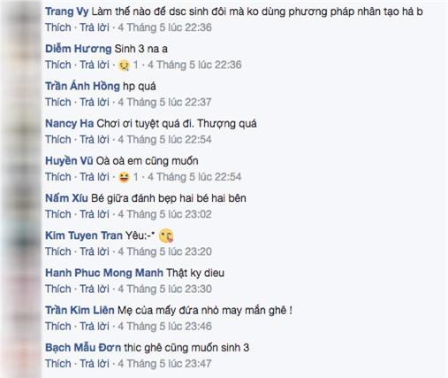 bac si phu san hn dep nhu tai tu khoe anh sieu am 3 thai cua me vo sinh gay xuc dong - 3