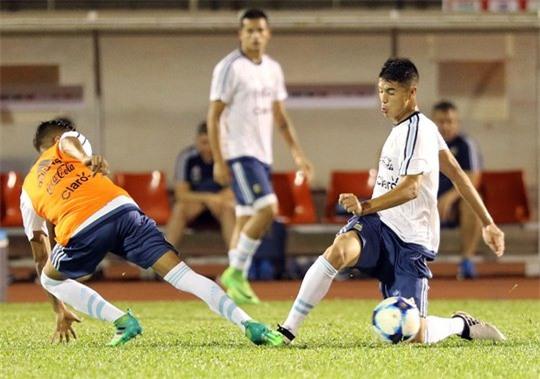 U20 Việt Nam vs U20 Argentina, HLV Hoàng Anh Tuấn, U20 Thế giới