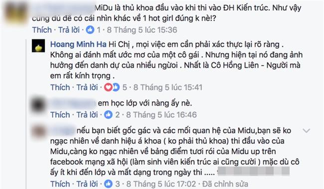 Vừa tuyên bố dạy học ở Hutech, Midu đã gây tranh cãi dữ dội - Ảnh 4.
