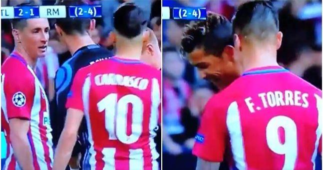 Torres san so doi an thua du voi Ronaldo hinh anh 2