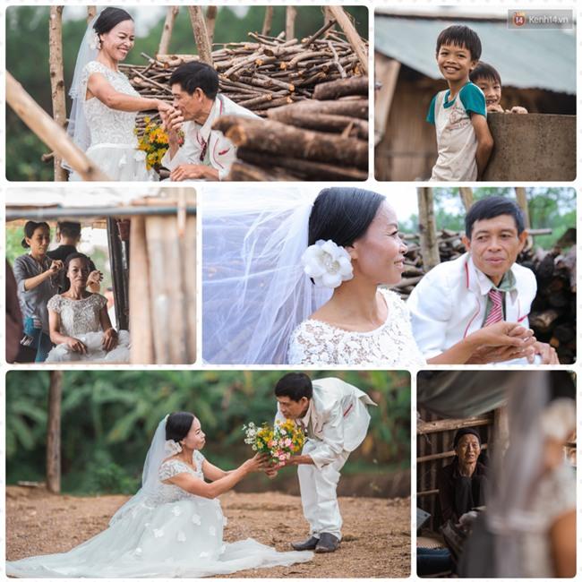 Túp lều lá trên đồi tràm và câu chuyện tình giản dị của hai vợ chồng khuyết tật ở Đồng Nai - Ảnh 14.