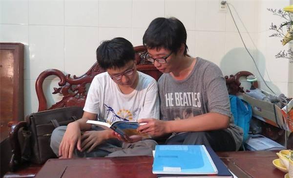 học tiếng Anh, học tại nhà, homeschooling
