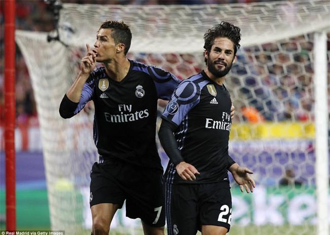 Ronaldo nói gì sau khi Real vào chung kết Champions League? - Ảnh 1.