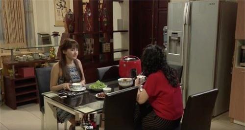 Sống chung với mẹ chồng, phim truyền hình, phim Việt Nam, sao Việt