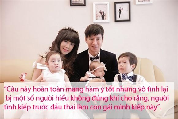 con gái là người tình kiếp trước của cha, sao Việt, Lý Hải, Minh Hà, Công Lý, MC Thảo Vân,