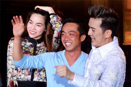 """dam vinh hung va 2 lan """"khong khao ma xung"""" chuyen chia tay cua sao viet - 3"""