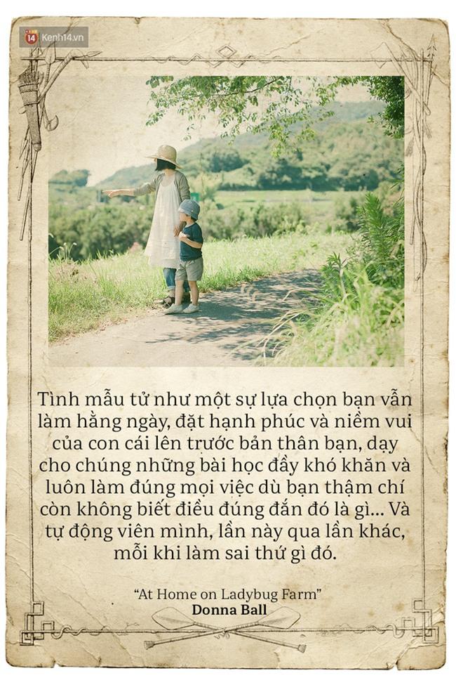Ngày của mẹ, hãy đọc những trích dẫn cảm động này rồi về nhà và ôm mẹ ngay một cái! - Ảnh 2.
