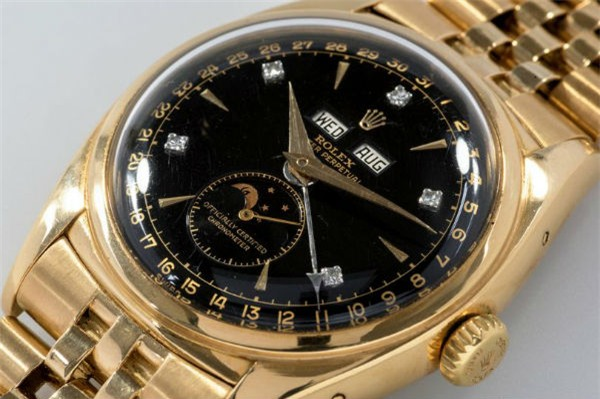 Chiếc đồng hồ Rolex Reference 6062, đồng hồ vua Bảo Đại