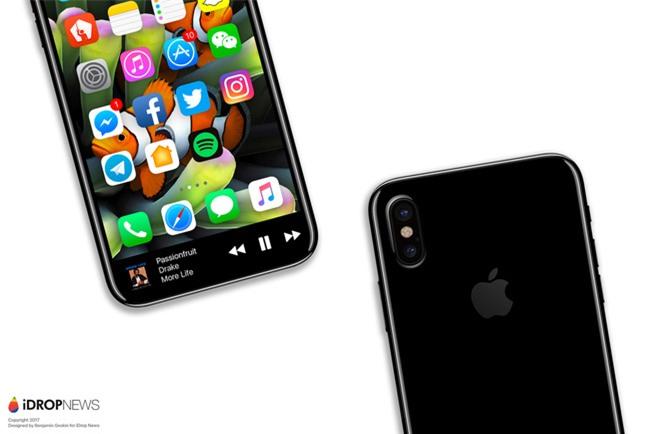 iPhone 8 và Samsung Galaxy S8: Smartphone nào chất hơn? - Ảnh 4.