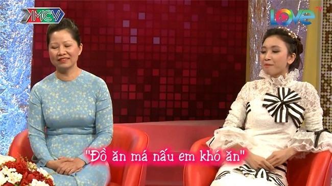 Mẹ chồng nàng dâu, gameshow, MC Quyền Linh,
